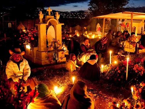 Día de Muertos en Pátzcuaro Michoacán